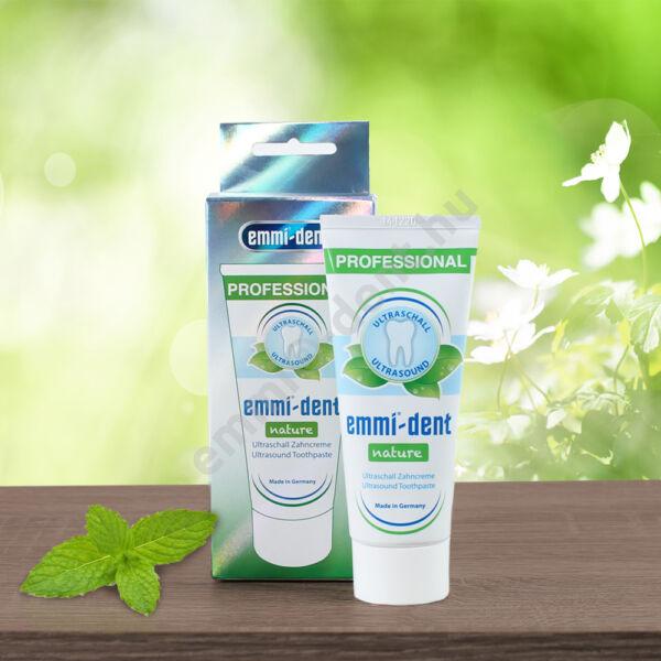 emmi®-dent ultrahangos fogkrém Nature (75ml)